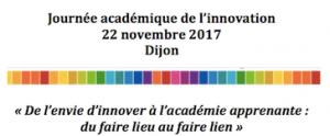 Découvrez les vidéos de la journée inter-académique de l'innovation de Dijon