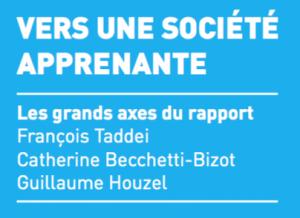 Vers une société apprenante – François Taddéi