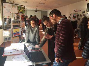 Réalité augmentée et webdoc au lycée Edouard Belin de Vesoul