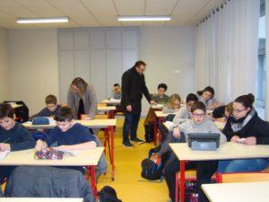 Enseignement explicite au collège André Masson de Saint-Loup-sur-Semouse