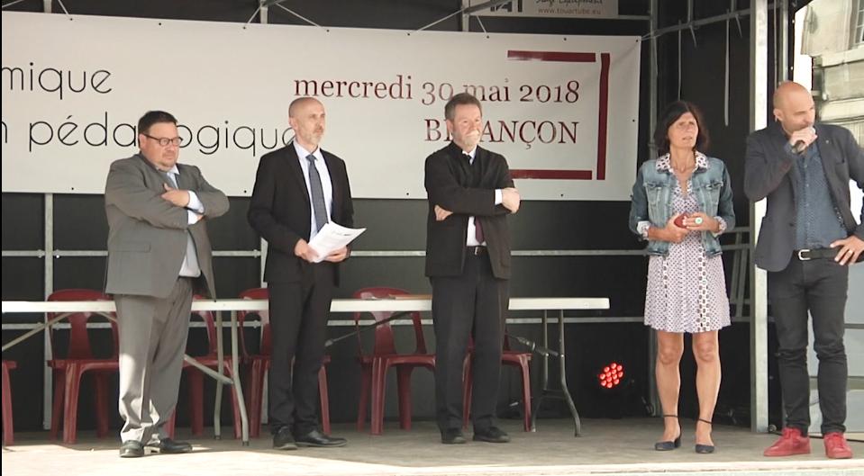 #jinnobesancon2018 – Ouverture de la journée de l'innovation