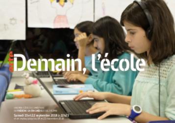 Demain, l'école – Un tour d'horizon des différentes innovations en matière d'éducation