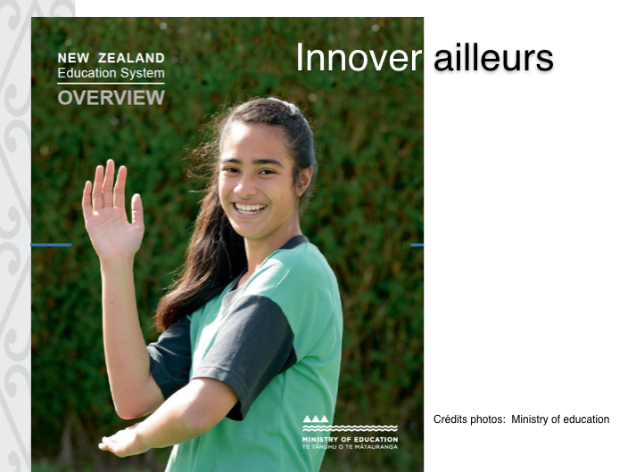 Innover ailleurs – Retour d'expérience en Nouvelle Zélande